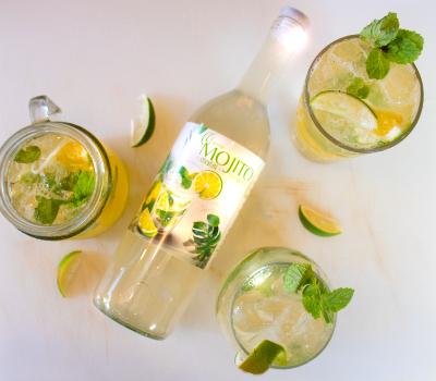 Sorrel Cocktail